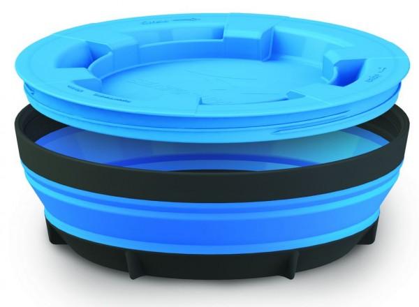 Sea to Summit X-SEAL & GO X-Large - Royal Blue verschliessbarer Lebensmittelcontainer 850 ml