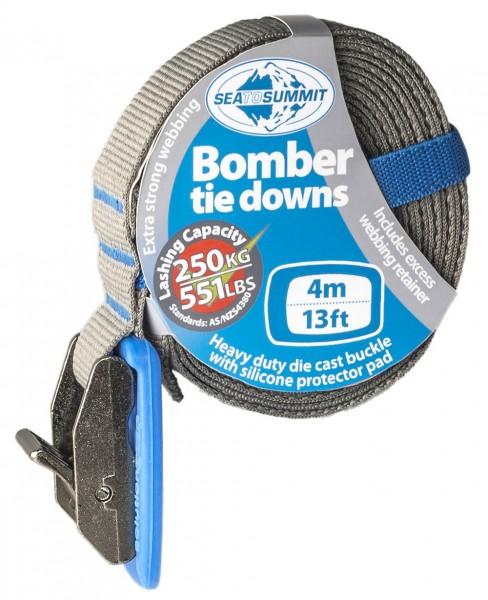 Sea To Summit Bomber Tie Down Spanngurt 4m - Blau