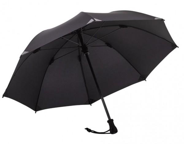 Euroschirm Birdiepal Outdoor - Der stabilste Trekkingschirm der Welt - Regenschirm für extreme Belastungen - reflektierend  W208