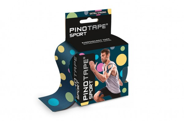 Pinotape Sport Dots 5 cm x 5 m - 45128
