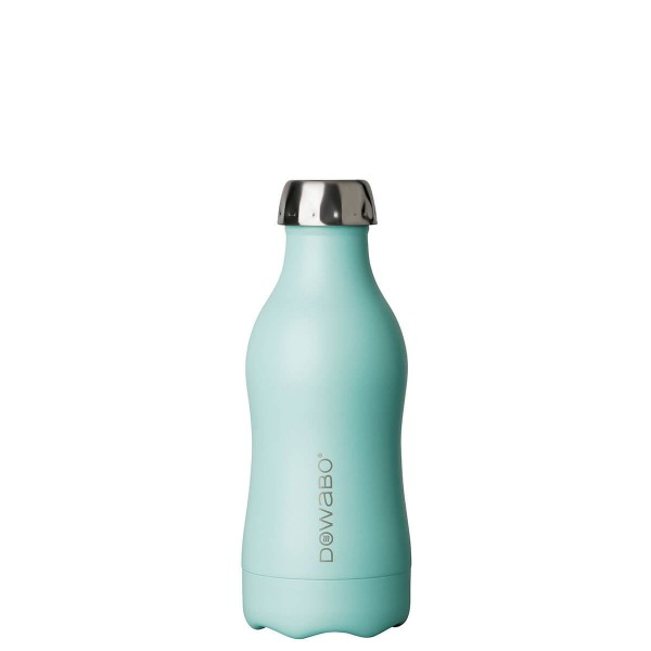 DOWABO Isolierflasche - Edelstahl Flasche - 350 ml Cocktail Collection Swimming Pool - DO-035-coc-swi