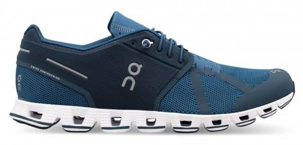 On Cloud Herren Laufschuh Neutral 19.99989 Blue / Denim