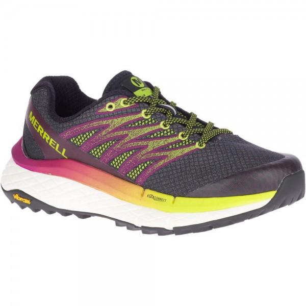 Merrell Rubato Damen Laufschuh Trail - J135250 Farbe HV Black