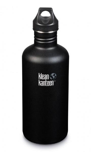 Klean Kanteen 1182ml/40oz Trinkflasche Classic mit Loop Cap - 100786