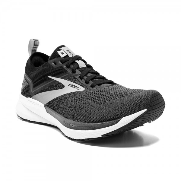 Brooks Ricochet 3 Herren Laufschuh Lightweight - 110361 1D 039 Black/Ebony/White