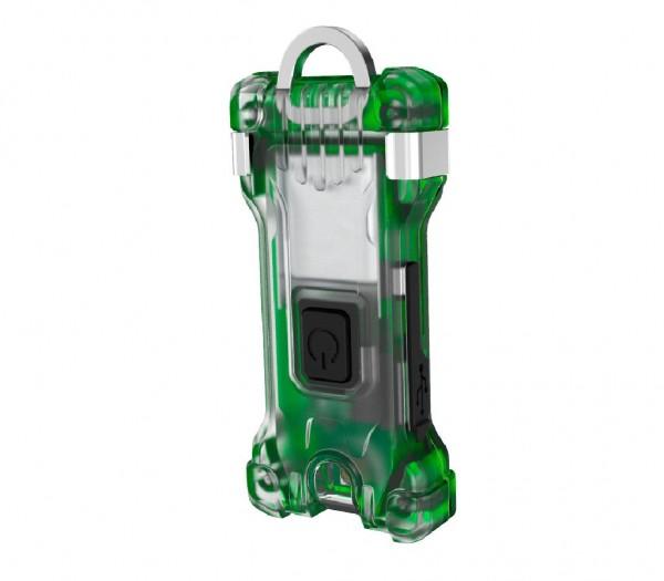 Armytek Zippy Schlüsselanhänger-Taschenlampe (Green Jade) - F06001GR