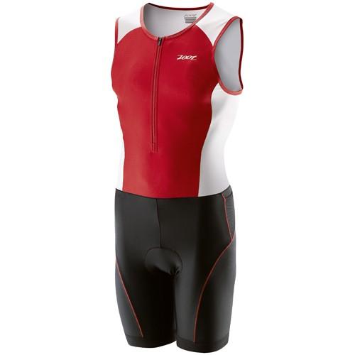 Zoot Women Trifit Team Racesuit Red - 2603067