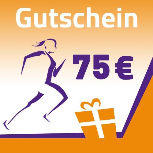 Gutschein 75 Euro selbst ausdruckbar