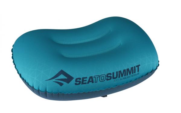 Sea to Summit Aeros Ultralight Pillow Regular - Aqua - 36 x 26 x 12 cm