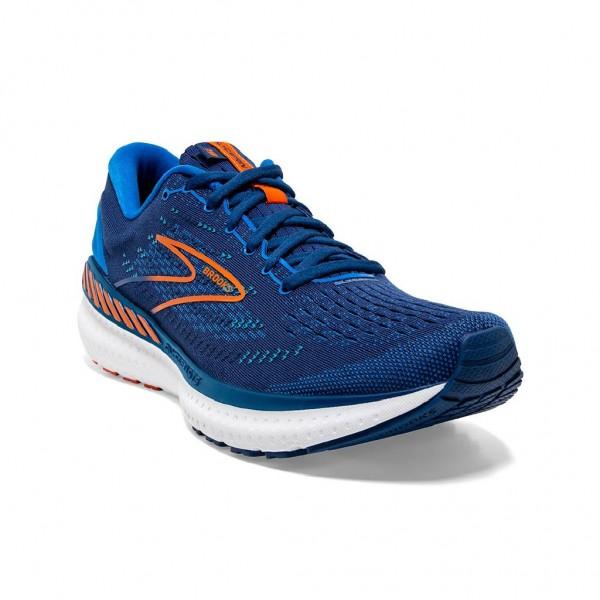 Brooks Glycerin GTS 19 Herren Laufschuh Stabilität 110357 1D 461 Navy/Blue/Orange
