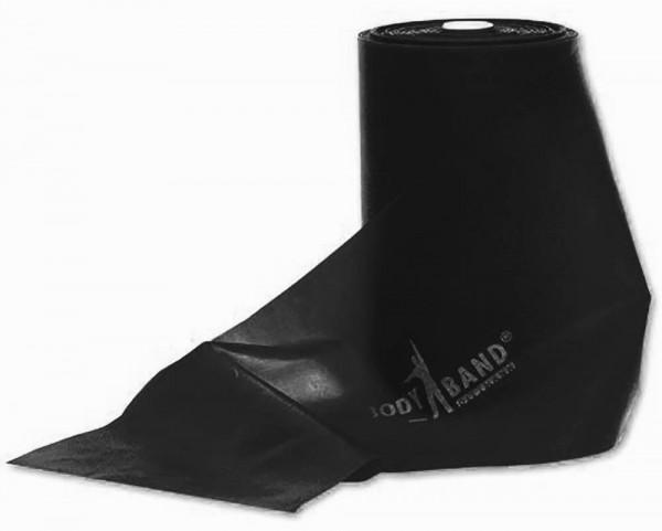Dittmann® Body-Band SCHWARZ (extra stark), 25 Meter Rolle