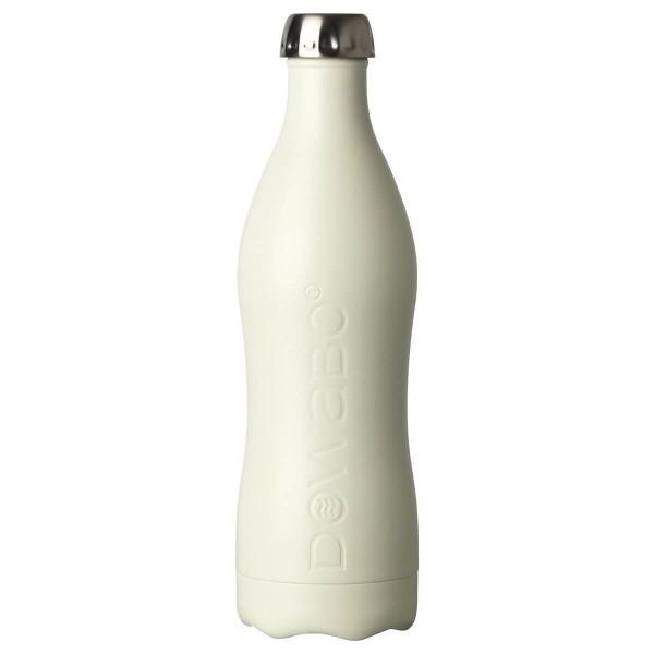 DOWABO einwandige Edelstahl-Flasche - 1200 ml Pina Colada - DS-120-coc-pin