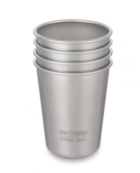 Klean Kanteen 295 ml Pint Cup 4-Pack - Edelstahlbecher - 1005867