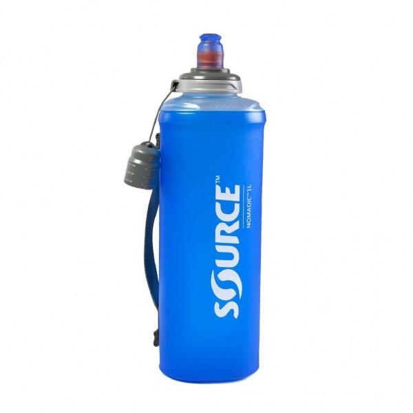 Source Nomadic leichte faltbare Trinkflasche 1 l -  2070700101