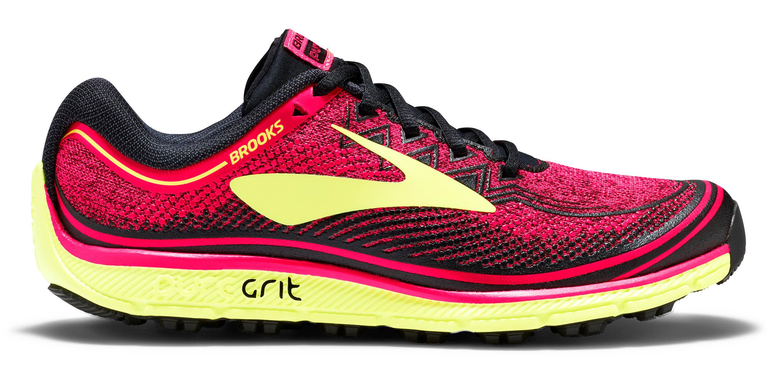 Brooks Damen PureGrit 6 Schuhe Damen Ol4e6