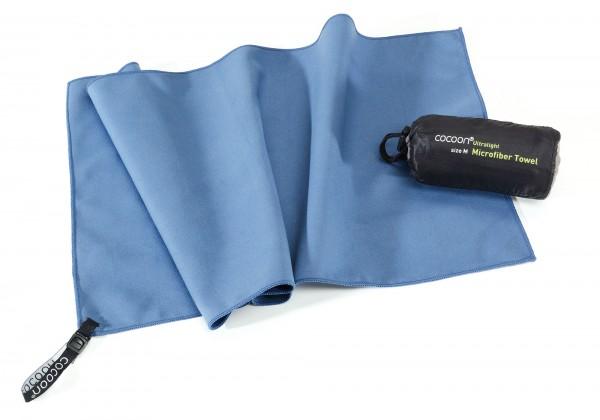 Cocoon Ultralight Towel - leichtes Mikrofaserhandtuch Größe 60 x 30 cm
