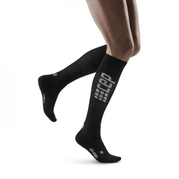 CEP - Run Ultralight Socks Damen | extra leichte, lange Laufsocke