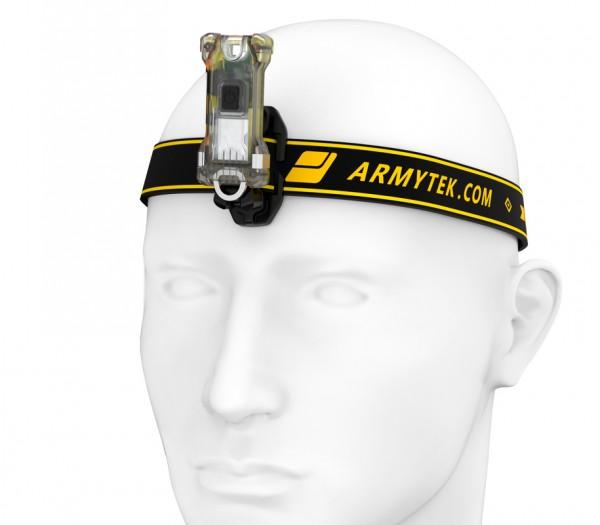 Armytek Zippy ES Mehrzweckleuchte (Yellow Amber) - F06101Y