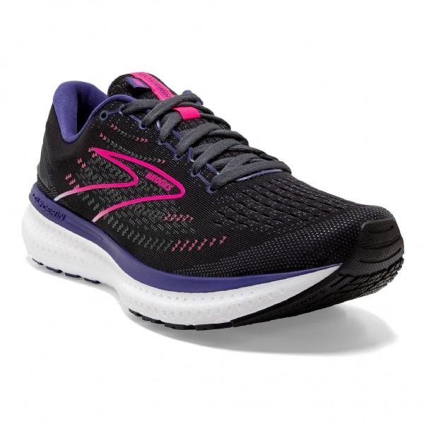 Brooks Glycerin 19 Damen Laufschuh Neutral 120343 1B 069 Black/Ebony/Pink