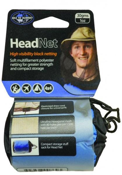Sea to Summit Mosquito Headnet - Mückenschutz Netz für den Kopf