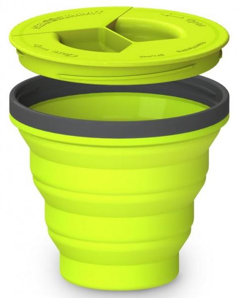 Sea to Summit X Seal & Go Small - Lime - Lebensmittelcontainer mit Deckel - Gr. S 215ml Art.Nr.AXSEALSLI