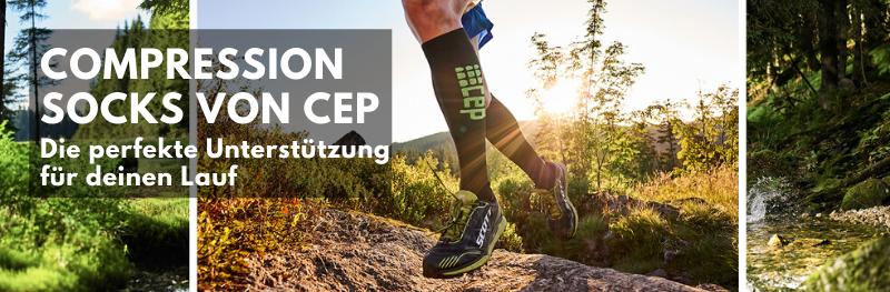 Compression Socks von CEP