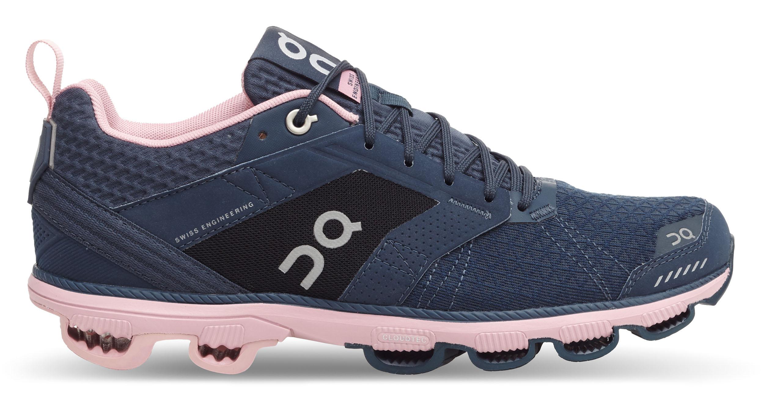 On Damen Laufschuh Neutral Cloudcruiser Farbe: Blau Schuhgröße: 37,5