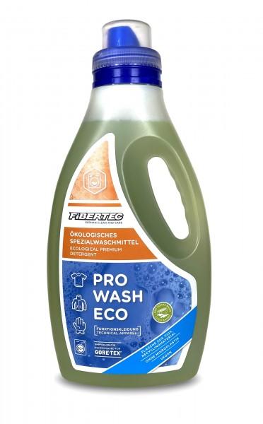 Fibertec Pro Wash Eco 1600ml , Allround Waschmittel für Funktionsbekleidung