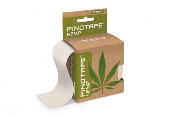 Pinotape Hemp - mit natürlichen Hanffasern 5 cm x 5 m - 45148