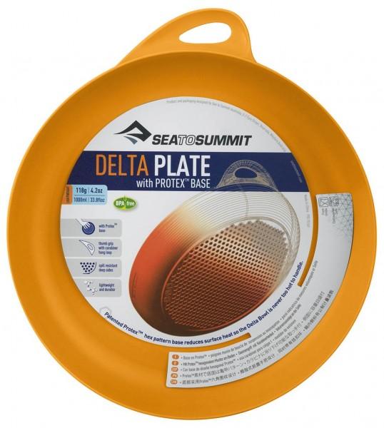 Sea To Summit Delta Plate Campingteller - Orange