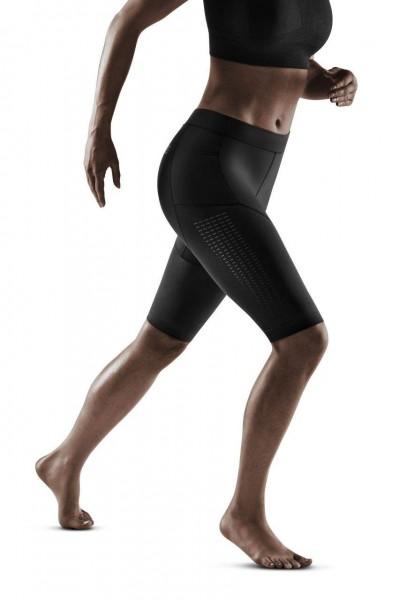 CEP Run Compression Shorts 3.0 Damen Laufhose - Schwarz - W0A15C