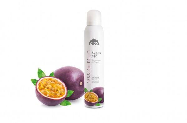 Pino Shower Me! Duschschaum Passion Fruit 200 ml