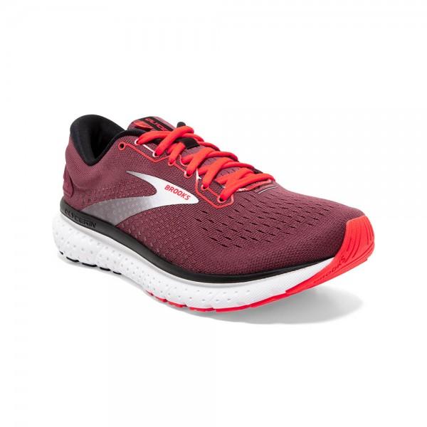 Brooks Glycerin 18 Damen Laufschuh Neutral 120317 1B 628 - Farbe Rot