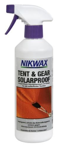 Nikwax Tent and Gear SolarProof® 500 ml Spray on