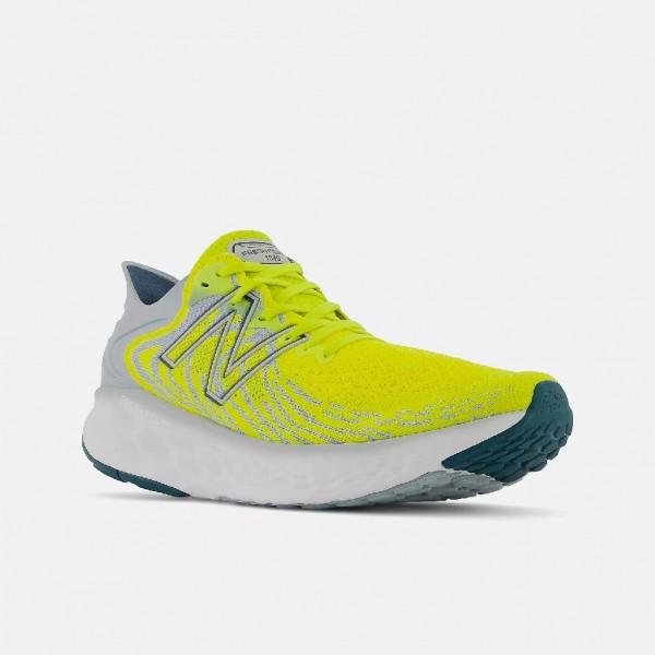 New Balance Fresh Foam 1080v11 Herren Laufschuh neutral - M1080C11 D - Sulfur Yellow