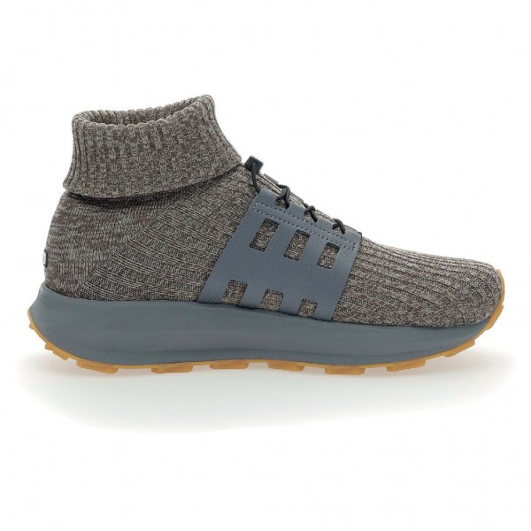 UYN Uynner Hero Shoes - Damen Freizeitschuh hoch - Y100081 M004 Brown/Melange