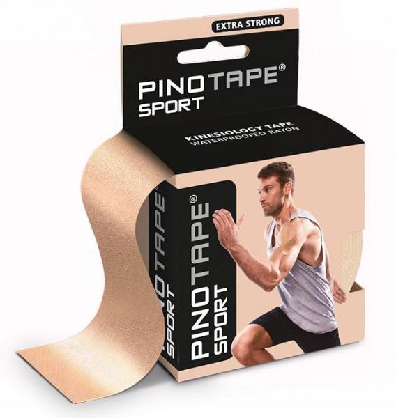 Pinotape Sport Light Beige 5 cm x 5 m - 45081