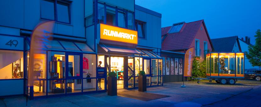 Runmarkt-Store Neumarkt