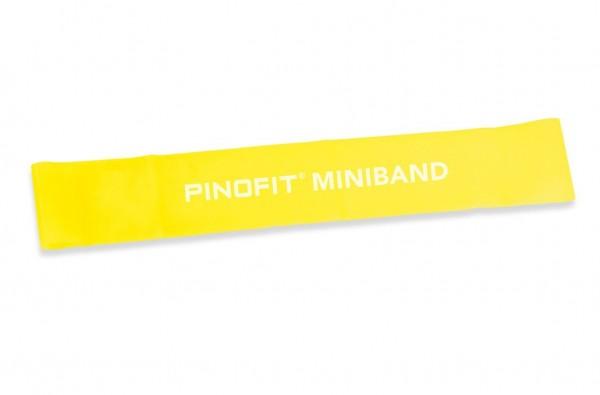 PINOFIT® Miniband Yellow Länge 33 cm - Widerstand leicht - Artikelnummer 44650