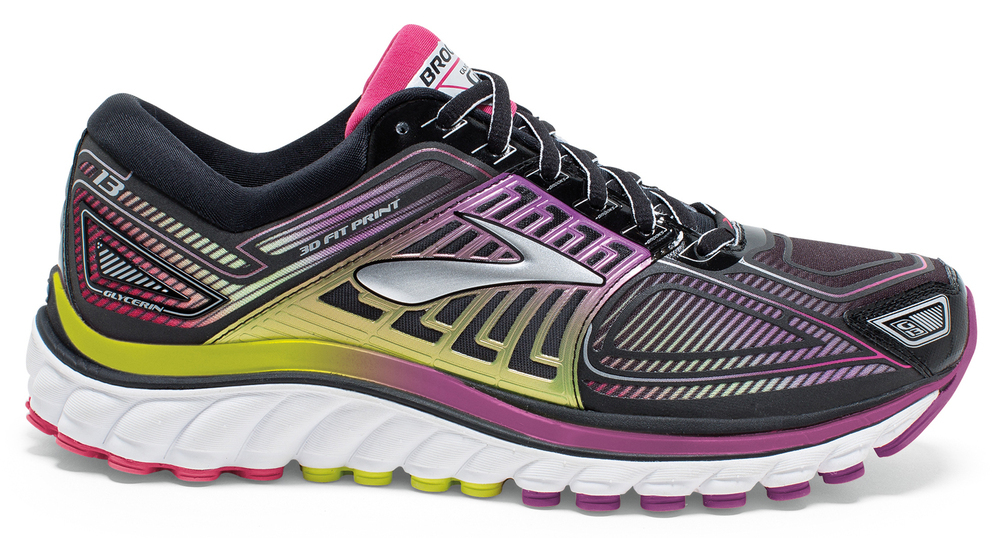 Brooks Glycerin 13 Damen Laufschuh Neutral - 120197 1B 019