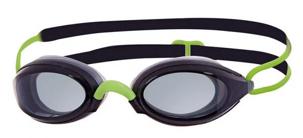 Zoggs Fusion Air Schwimmbrille - Smoke Black