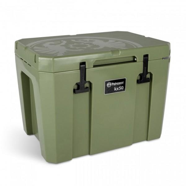 Petromax Kühlbox 50 Liter Oliv - KX50-Oliv