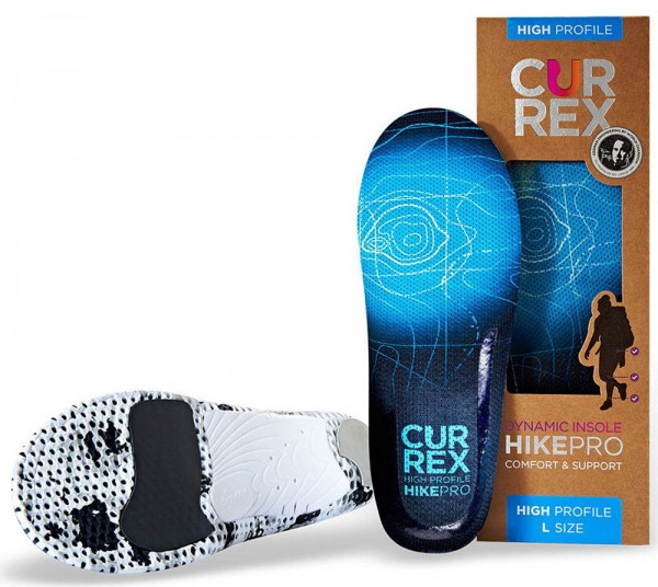 currexSole Hikepro Sporteinlage - High Profile
