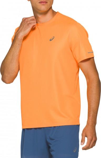 Asics Herren Laufshirt Ventilate SS Top - Orange - 2011A766-800