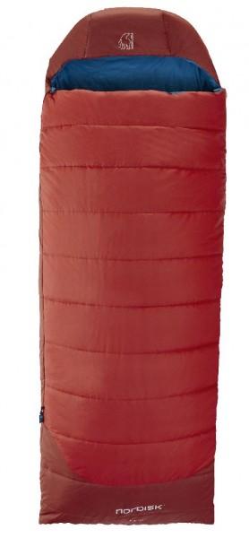 Nordisk Puk +10° Blanket Sommerschlafsack - 110335 - Größe L