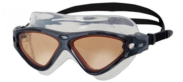 Zoggs Tri-Vision Mask Schwimmmaske 307919 CV/T.Smoke