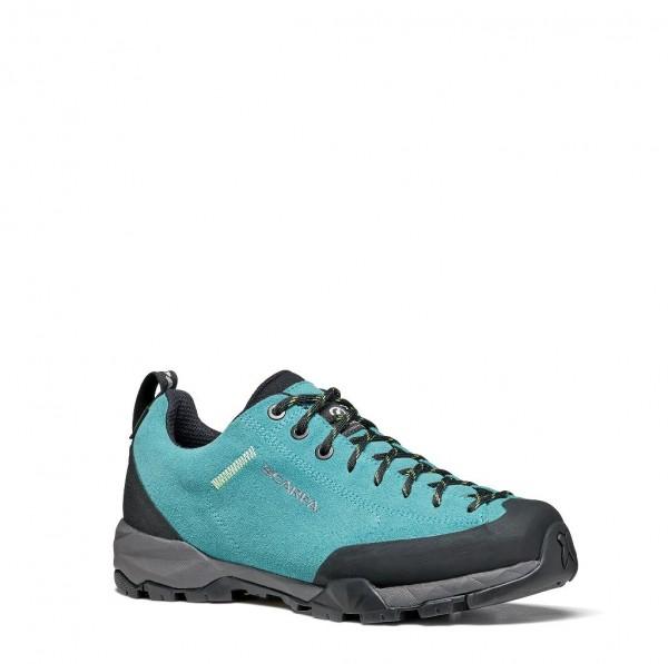 Scarpa Mojito Trail GTX Damen Wanderschuh Gore-Tex - 63313G-L-155 - Farbe Icefall