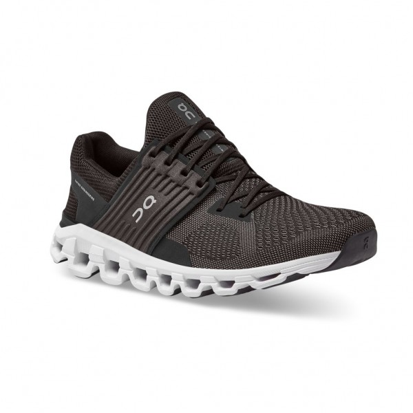 On Cloudswift Herren Laufschuh Neutral - 41.99585 Black | Rock