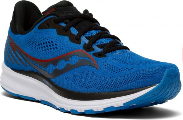 Saucony Ride 14 Herren Laufschuh Neutral S20650-30 - Farbe Royal/Space