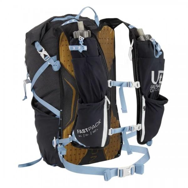 Ultimate Direction Fastpack 20 Wanderrucksack - 80469521 0001 Black